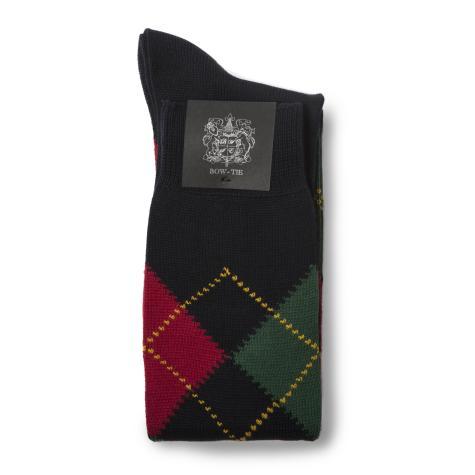 Bow Tie Socks Iv