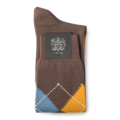 Bow Tie Socks Viii
