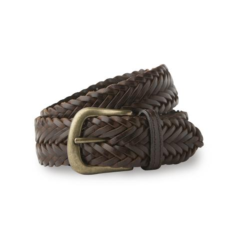Bow Tie Plaited Belt Iii
