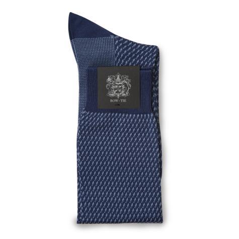 Bow Tie Socks L