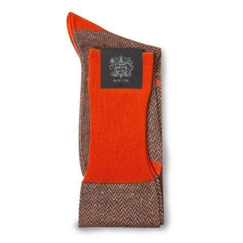 Bow Tie Socks X