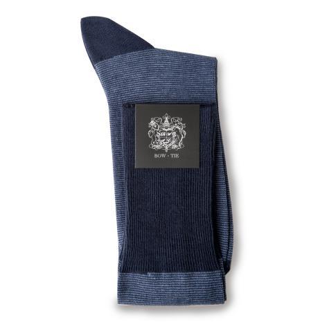 Bow Tie Socks Xli