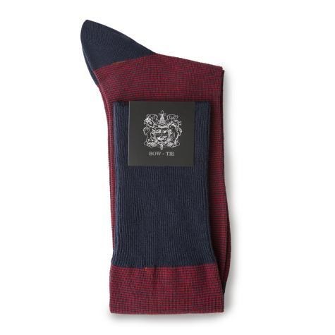 Bow Tie Socks Liv